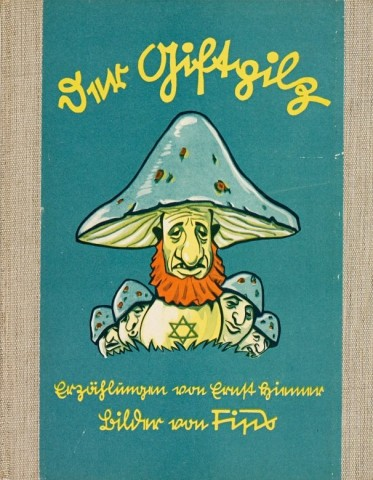 cover of original Der Giftpilz